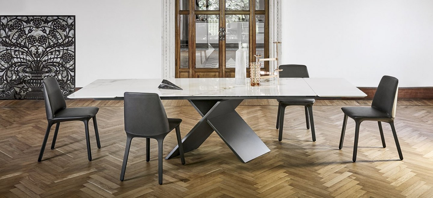 Ceramic Vs Marble How To Choose A Dining Room Table Casa Spazio